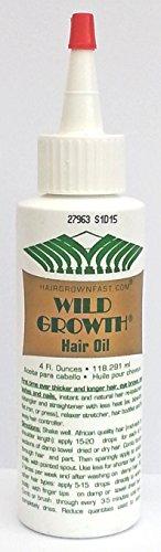 Wild la croissance des cheveux Huile 113,4 gram