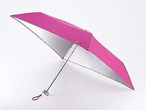Fulton Parasoleil - Ombrelle anti-UV - compacte - légère - femme - rose