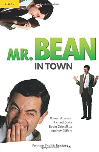 penguin-readers-level-2-mr-bean-in-town-pearson-english-graded-readers