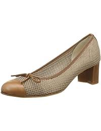 Elizabeth Stuart Nieto 666, Zapatos de Baile Salón para Mujer