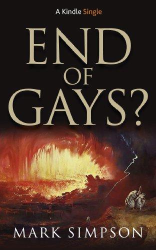 End of Gays? (Kindle Single) (English Edition)