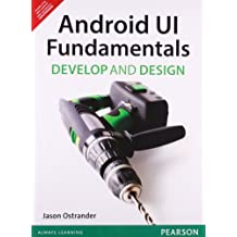 Android Ui Fundamentals: Develop And Design