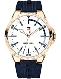 Tommy Hilfiger Analog White Dial Men's Watch - TH1791526