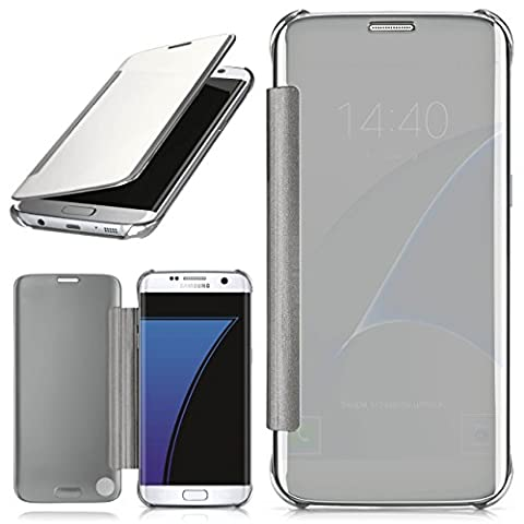 Samsung Galaxy S7 Edge Hülle Transparent TPU [OneFlow Void Cover]