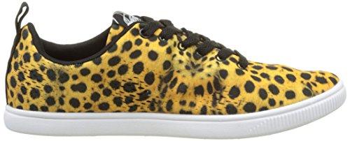 Desigual Shoes_candem W, Scarpe da Corsa Donna Nero (2000 Negro)