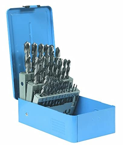 Century Drill and Tool 22929 Brite Drill Bit Set, 29-Piece