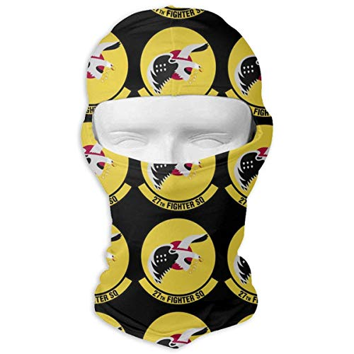 Sherpa Baumwolle Hut (Vidmkeo 27th Fighter Squadron Unisex Face Mask Dust Sun UV Protection Balaclava Face Mask Fashion13)