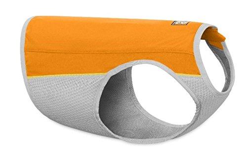 Ruffwear Veste rafraîchissante légère pour chien, Chiens mini Taille: XXS, Orange (Salamander Orange), Jet Stream, 0545-803S2