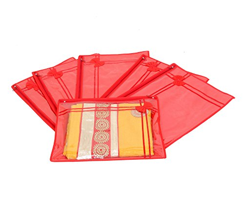 kuber-industries-non-wooven-single-saree-cover-set-of-6-pcs-with-zip-lock