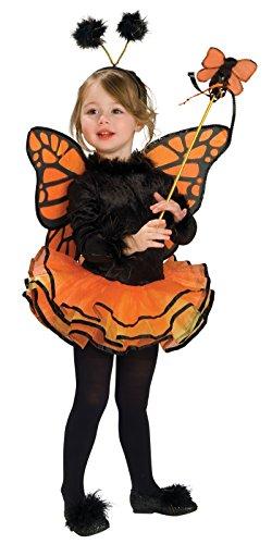 Rubies Costume Co R885471-S papillon orange Taille Petit