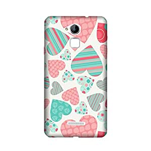 Yashas High Quality Designer Printed Case & Cover for Coolpad Note 3 (Art Pattern)