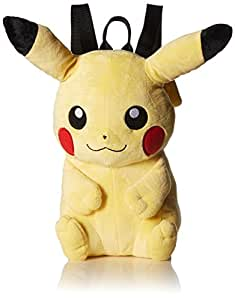 "Pokemon 16"" Plush Backpack Bag Pikachu"