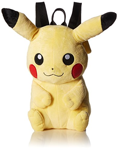 Pokemon-16-Plush-Backpack-Bag-Pikachu