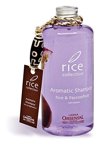 Lanna Oriental Spa Shampoo mit Passionsfrucht, 300 ml