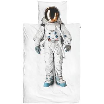 SNURK Bettwäsche Astronaut - 135 x 200 cm