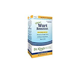 Wart Remover Topical, 0.5 Oz by King Bio Natural Medicines