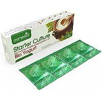 Joghurtferment für Bio Joghurt – 4 Beutel gefriergetrockneter Starterkulturen
