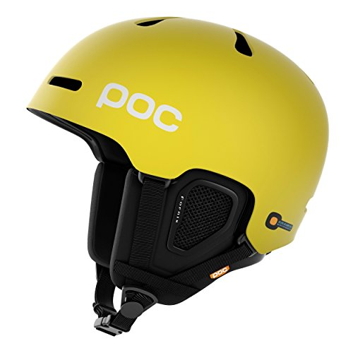 POC Sports Fornix Cascos, Unisex, Litium Yellow, XS