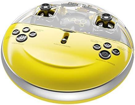 Acutty 1 Pcs RC Drone Quadcopter Romote Control 4CH 3D Flip Headless Mode Mini 3 Speed Jaune | Jolie Et Colorée
