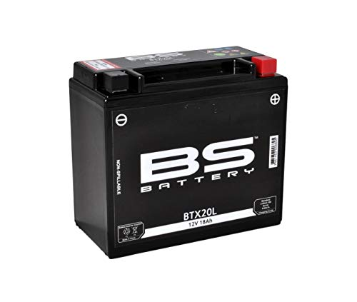 HARLEY DAVIDSON XLH 883-1200 SPORTSTER BATTERIA BTX20L BS-BS-321801