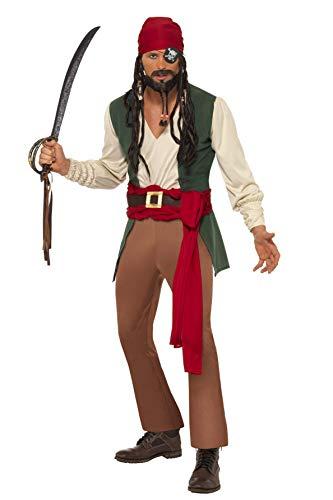 Piratenkostüm für Karneval und Junggesellenabschied