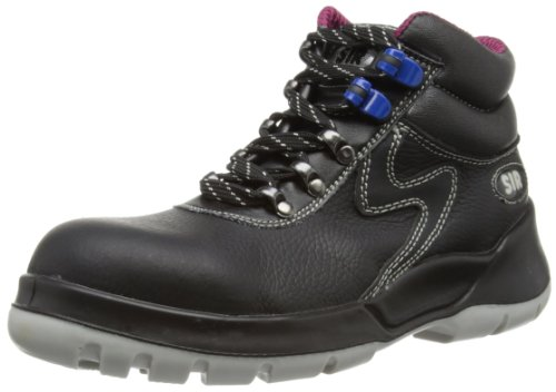 SIR Safety Fenice, Scarpe di sicurezza donna, Nero (nero), 37.5