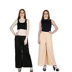 marami trouser black beige