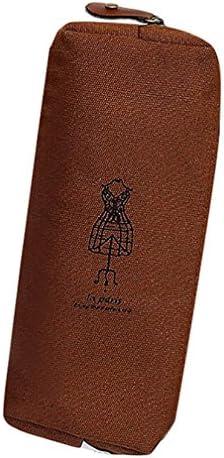 Winkey papeterie, Hot vintage sur sur sur toile Student Stylo Trousse Porte-monnaie Pochette Maquillage 18x8 cm a 3c4e04