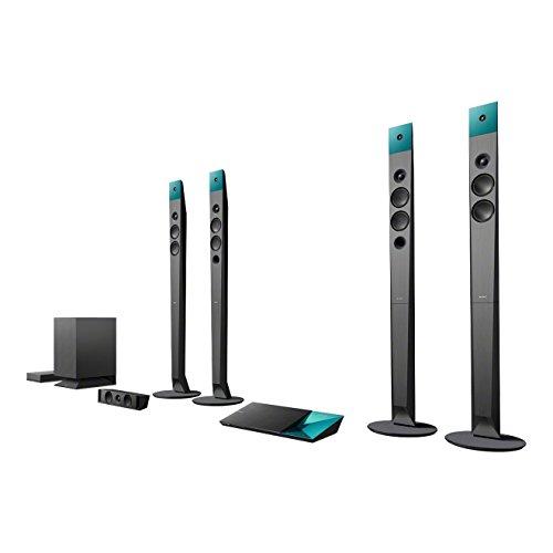 Sony BDV-N9100WB 5.1 Blu-ray Heimkinosystem (1000Watt / 4k UltraHD Upscaling / 3D / W-LAN, Bluetooth, NFC)