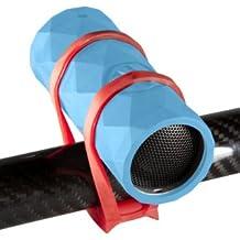 Outdoor Tech Buckshot Mono Blue - Portable Speakers (Wireless, Bluetooth, 10 m, Mono portable speaker, Blue, IPX5)