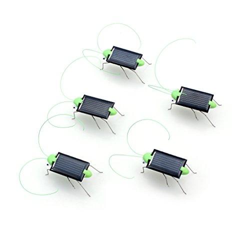 rschrocken Grasshopper Kit Solar Powered-Insekt-Wanzen-pädagogisches Spielzeug-Roboter (Unterricht Liefern)