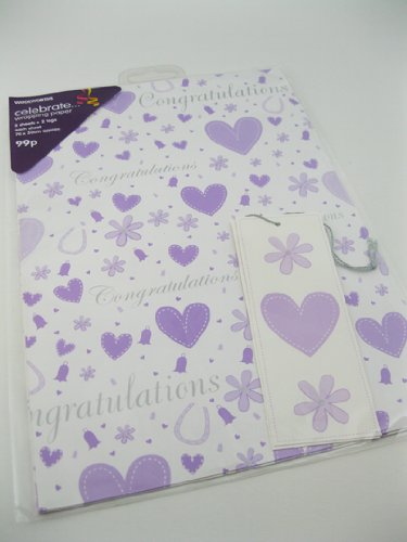 woolworths-plc-congratulations-gift-wrap