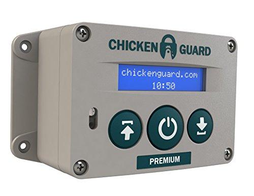 ChickenGuard Premium Automatischer Türöffner für den Hühnerstall - 2