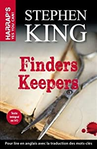 "Afficher ""Finders Keepers"""
