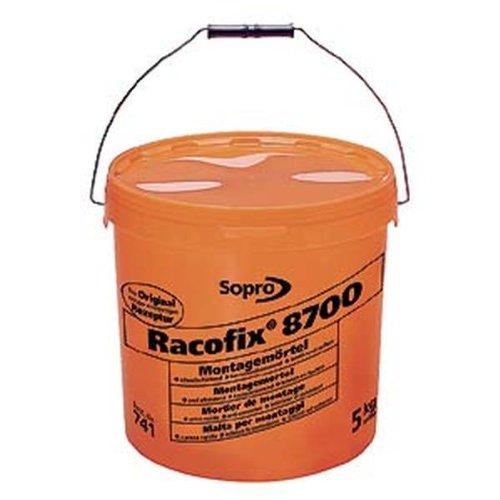Racofix 8700 5kg Schnellmontagemörtel