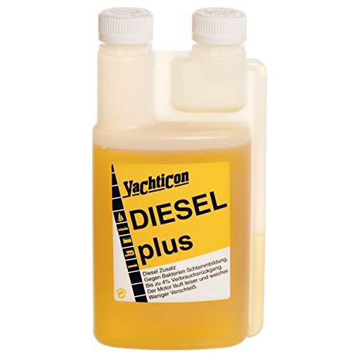 Yachticon Beugt außerdem Bakterienbefall in Dieseltanks vor