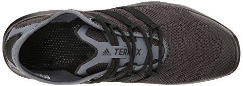 Adidas S78565 Climacool Voyager Schuhe, blaue Leuchten / Kreide WeiÃ? / Schock Blue - 4.5 Black/Black/Onix
