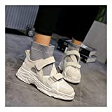 Best adidas Ankle Weights - YAYADI Women Sneakers High Ankle Mesh Breathable Running Review