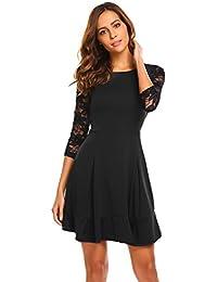 20238188ae34 Suchergebnis auf Amazon.de für: Chigant - Kleider / Damen: Bekleidung