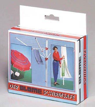 BLOME-TILMANN 15200 Schirmsafe mit Reisverschluss 1,75 m