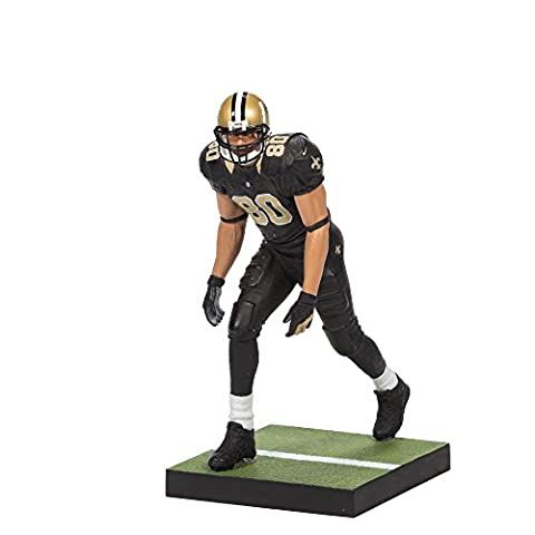 McFarlane NFL Series 34 JIMMY GRAHAM - New Orleans Saints Sports Picks Figure