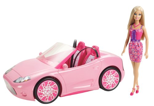 Mattel X 0451-Barbie Glam Doll / Convertible