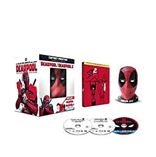 Deadpool + Deadpool 2 [Édition exclusive Amazon.fr limitée - Boîtier SteelBook + Tirelire] (B07G1QNGRN) | Amazon price tracker / tracking, Amazon price history charts, Amazon price watches, Amazon price drop alerts