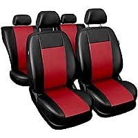 Coprisedili per auto (Mossa) 5902538170925 Universale Set Coprisedili Auto Ecopelle