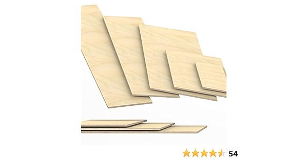 10mm Sperrholz-Platten Zuschnitt L/änge bis 150cm Birke Multiplex-Platten Zuschnitte Auswahl 30x140 cm