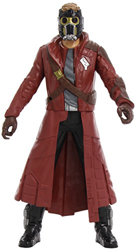 Marvel Guardianes de la Galaxia - Figura electrónica Star Lord (Hasbro A8685EU4) 1