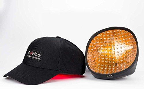 GrivaMax Laser-Helm, 148 Laser-Diode, 650 nm, Haarentfernung, Alopezie, Förderung von dünnem Haar