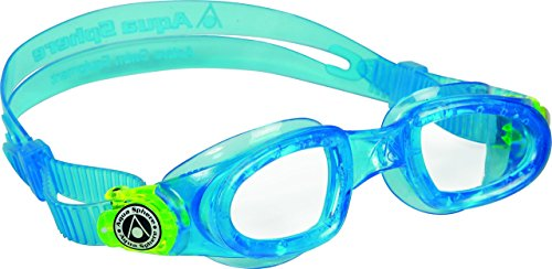 Aquasphere 167900 Moby Schwimmbrille Blau