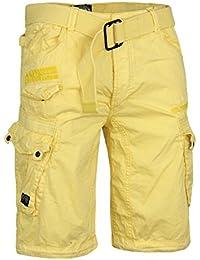 Shorts Geographical Norway Shorts pour Hommes hommes Sweatshorts Shorts cargo Bermudas