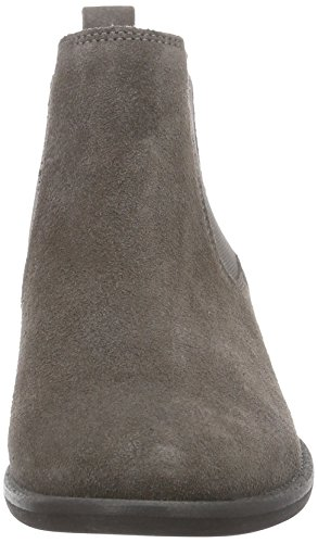 Gabor 31.640.16 Damen Kurzschaft Stiefel Grau (lupo 10)
